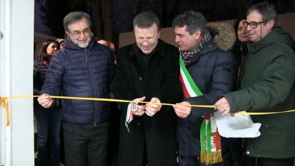"""Inaugurato a Fano il centro """"RiCiBiAmo"""" per la raccolta e la redistribuzione di prodotti alimentari"""