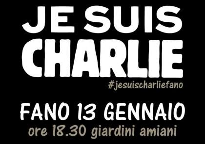 JE SUIS CHARLIE, Sit-in di solidarietà ai Giardini Amiani martedì 13 alle 18.30