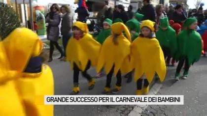 Grande successo per la IV edizione del Carnevale dei Bambini – VIDEO