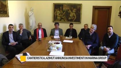 Il Sindaco di Fano commenta l'investimento di Marina Group sul porto di Fano – VIDEO