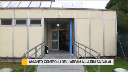 Amianto, controlli dell'Arpam alla Dini Salvalai – VIDEO
