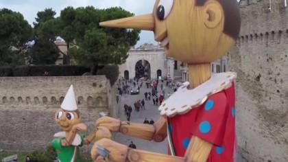 Carnevale di Fano 2015 – 1 febbraio 2015 – Prima sfilata