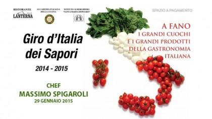 Giro d'Italia dei Sapori – Chef Massimo Spigaroli