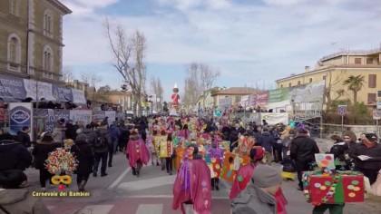 Carnevale di Fano 2015 – Carnevale dei Bambini 8/2/2015