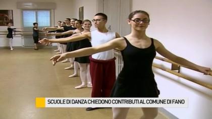 Le scuole di danza chiedono agevolazioni al Comune di Fano – VIDEO