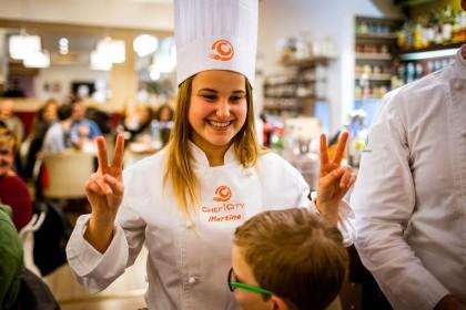 """Chef in the City """"Cake edition"""": Martina Mascarucci è la seconda finalista"""