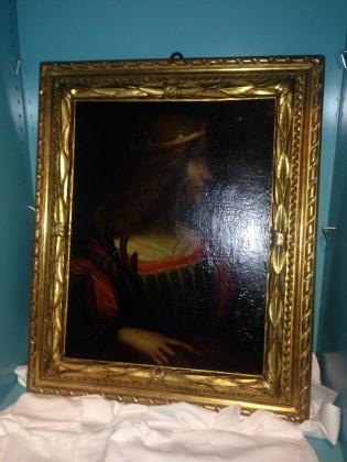 Dipinto di Leonardo: sette indagati, anche due poliziotti