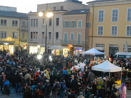 Tutta l'allegria del Carnevale di Fano… in diretta – FOTO