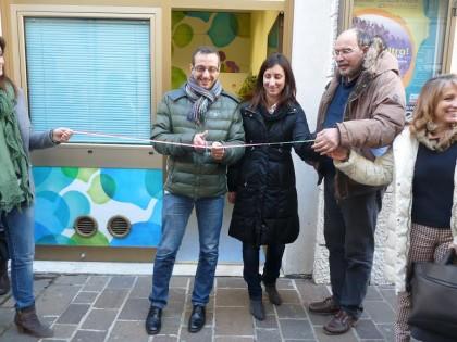 Inaugurato ufficialmente  il nuovo Centro per le famiglie