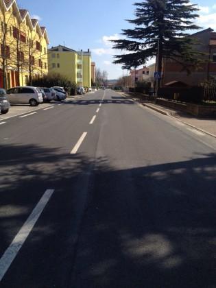 Enorme lavoro di sistemazione del manto stradale: promessa mantenuta