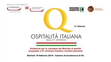 Marchio ospitalità italiana 6 edizione