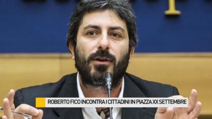 Roberto Fico incontra i cittadini in Piazza XX Settembre – VIDEO