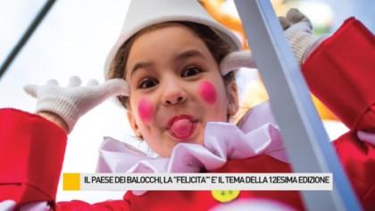 """Il Paese dei Balocchi: la """"Felicità"""" è il tema della XII edizione – VIDEO"""