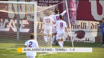 Alma Juventus Fano – Termoli 1-0  – VIDEO