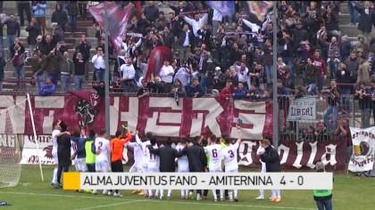 Alma Juventus Fano – Amiternina   4-0