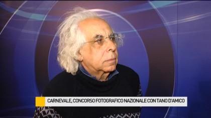 Carnevale, concorso fotografico nazionale con Tano D'Amico – VIDEO