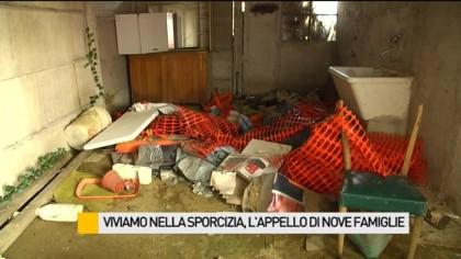 Viviamo nella sporcizia, l'appello di nove famiglie – VIDEO