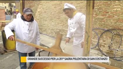 Grande successo per la 201° edizione della Sagra Polentara – VIDEO