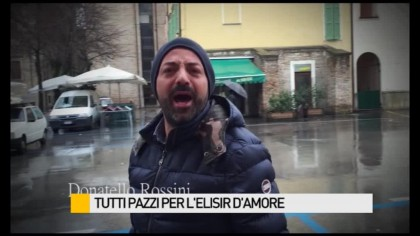 "Tutti pazzi per ""l'Elisir d'Amore"" – VIDEO"