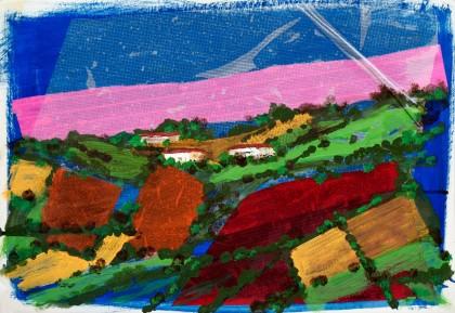 Si inaugura domenica 15 la mostra di pittura di Rolando Ramoscelli