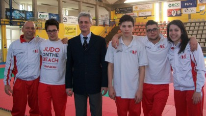 Due atleti del Judo Club Fano staccano due pass per i tricolori