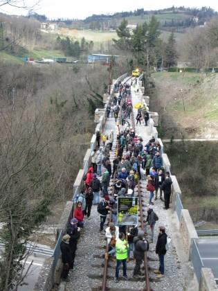 200 partecipanti alla VIII Giornata Nazionale delle Ferrovie Dimenticate