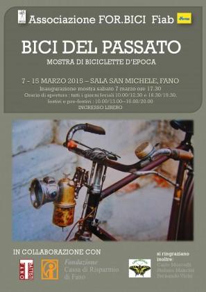"""""""Bici del passato"""", mostra di biciclette d'epoca dal 7 al 15 marzo"""