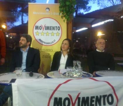 Roberto Fico (M5S) ha incontrato la cittadinanza a Fano. Ecco i suoi obiettivi