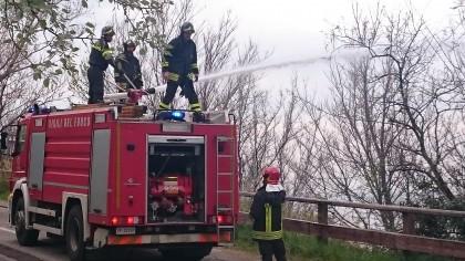 Incendi: task force contro quelli boschivi. 40 unità operative nelle Marche