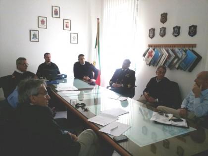 Tavolo tecnico Capitaneria di Porto a Pesaro