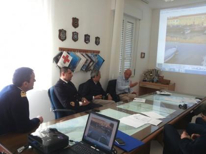 Tavolo tecnico sull'insabbiamento di una parte del porto di Pesaro
