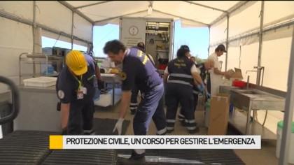 Protezione Civile, un corso di formazione per gestire l'emergenza – VIDEO