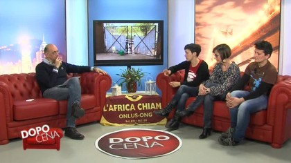 Dopo Cena puntata 24 – L'Africa Chiama