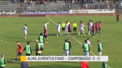 Alma Juventus Fano – Campobasso    0-0 – VIDEO