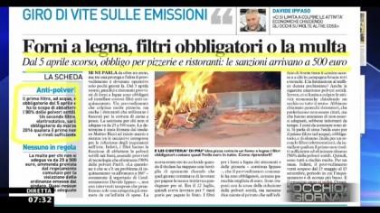 Occhio ai GIORNALI 13/4/2015