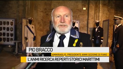 L'ANMI ricerca reperti storici marittimi – VIDEO