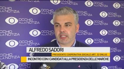 Incontro con i candidati alla presidenza della Regione Marche – VIDEO