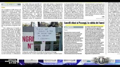 Occhio ai GIORNALI 15/4/2015