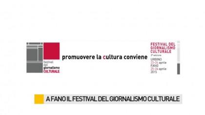 A Fano il Festival del Giornalismo Culturale – VIDEO