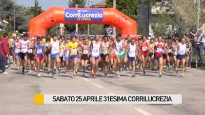 "Sabato 25 aprile torna la 31esima  ""CorriLucrezia"" – VIDEO"
