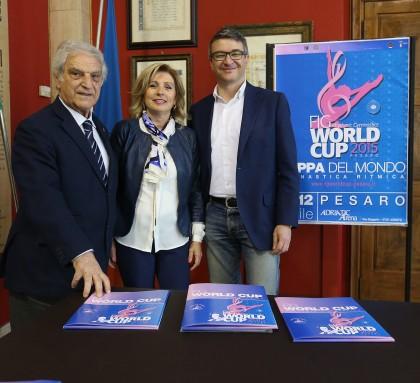 Tornano all'Adriatic Arena le farfalle azzurre e le migliori ginnaste del mondo
