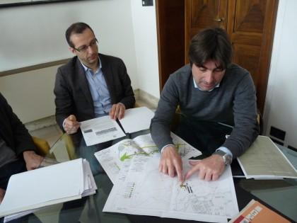 Opere compensative A14, Ricci e Biancani: «Ecco i progetti definitivi che migliorano la viabilità»