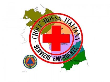 Raccolta fondi della Croce Rossa Italiana per una nuova ambulanza