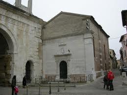 Inaugurazione mostra di artisti rastattesi all'ex Chiesa San Michele