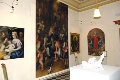 """""""Tra arte e memoria, La Madonna del Cimitero a San Costanzo"""""""