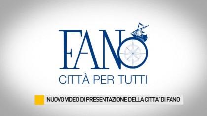Nuovo video di presentazione della città di Fano – VIDEO