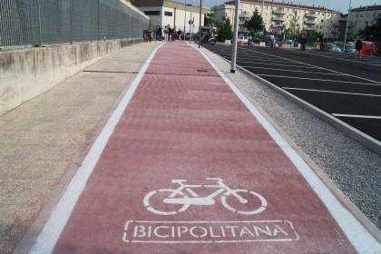 """Celletta, ecco parcheggio e ciclabile. Ricci: """"Siamo città della bici"""""""