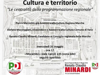 Cultura e territorio: un incontro organizzato dal Partito democratico
