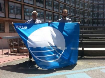 Consegnata la Bandiera Blu al Comune di Fano