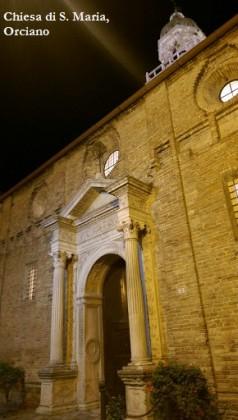 chiesa santa maria di orciano